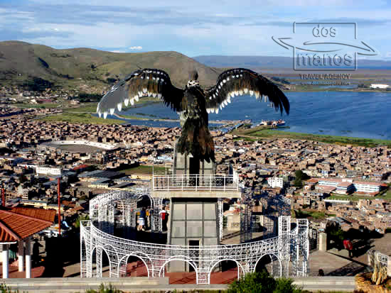 Bus tour Cusco - Puno