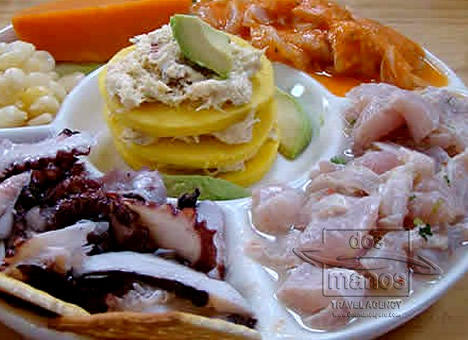 Lima Culinary Tour (half day)