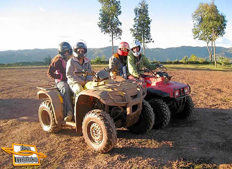 Quad Biking (Quadriciclo)