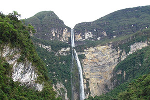 Waterfalls of Gocta