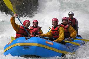 Rafting in Cusco (ganzer Tag)