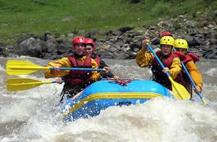 Rafting in Cusco (3 Tage)