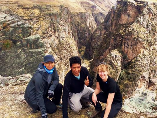 Ananiso Canyon Tour