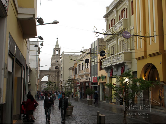 Arequipa City Tour