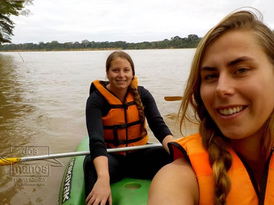 Tambopata Backpacker-Tour