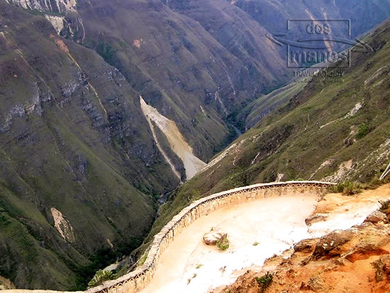 Viewpoint Canyon del Sonche & Huancas