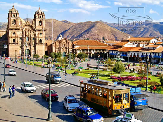 Cusco City Tour:  Sonnentempel, Sacsayhuaman