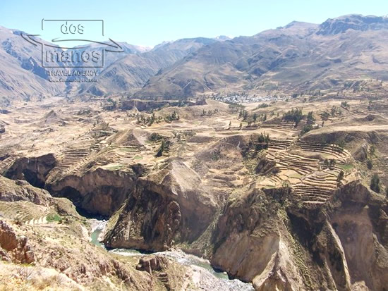 Colca Canyon Tour (full day)