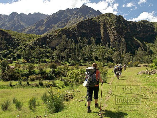 Short Inca Trail 2D / 1N
