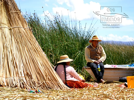 Lake Titicaca (full day)