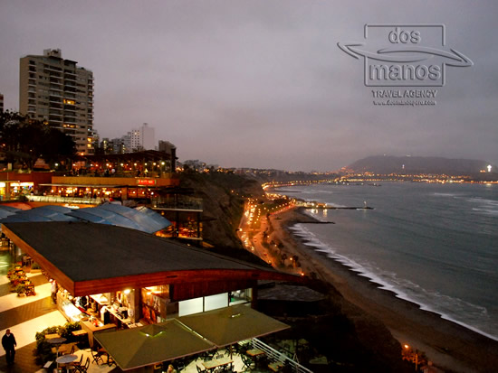 Lima by Night (half day)