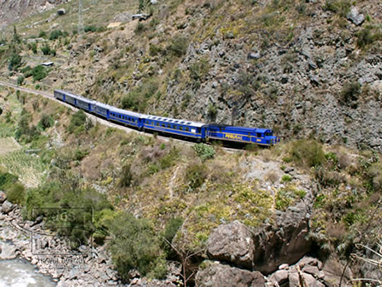 One-Day Machu Picchu Tour By Train
