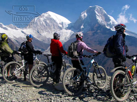 Mountainbiken in Huaraz (2 daagse tour)
