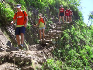 Popular Alternative to the Inca Trail: Inca Jungle Trail