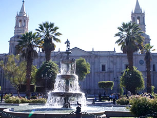 Arequipa: A city to submerge yourself in