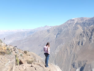 The beautiful but incredibly challenging Colca Canyon Trek