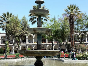 Destinations: Arequipa