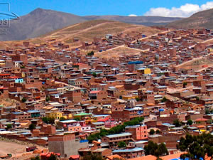 Destinations in Bolivia: Potosí