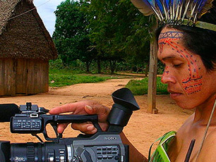 Travelling Festival of Indigenous Film in Lima