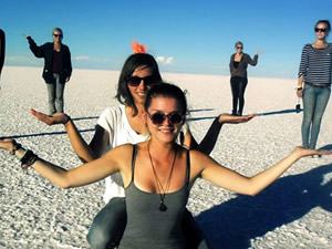 Blog: How it is to visit the Salar de Uyuni