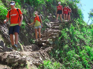 Popular Alternative: Inca Jungle Trail