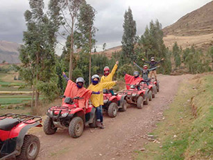 A different tour: Motorcycling in Cusco