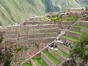 Escape the City and Relax in the peaceful Ollantaytambo