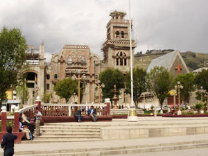 Pictures of Northern Peru: Huaraz