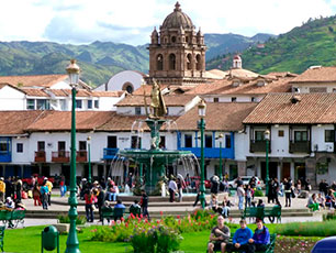 The 3 Plazas in Cusco you need to know