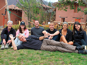 Learn Spanish in the Sacred Valley!