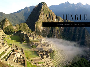 Highly Recommended: The Inca Jungle Trail