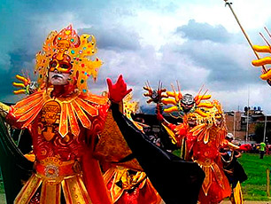 Feste und Events in Peru