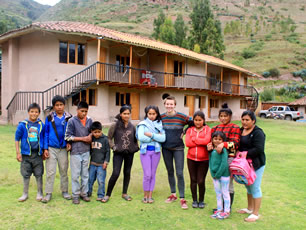 Volunteer in Orphanage in Cusco