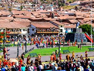Experience Story: Volunteering in Cusco