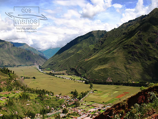 Tour Valle Sagrado de los Incas (Cusco)