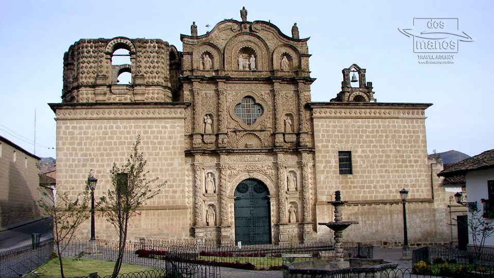 Belén Kerk in Cajamarca