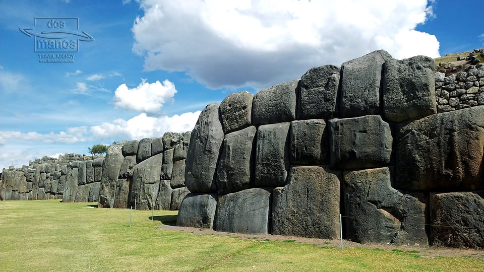 Sacsayhuaman on the Cusco City Tour