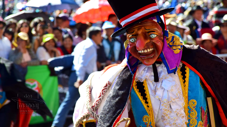 Colorful Festival in June in Cusco