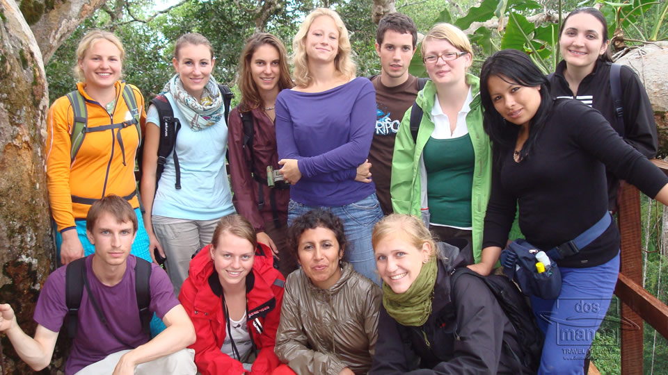 Trip into the Rainforest with the Amauta Spanish School