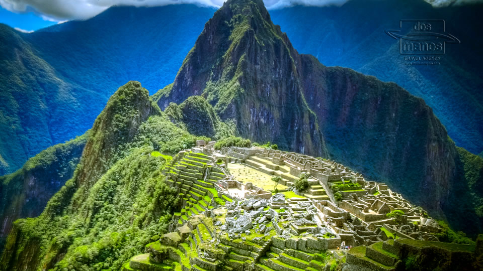 Until today the Inca Trail leads from Cusco to Machu Picchu