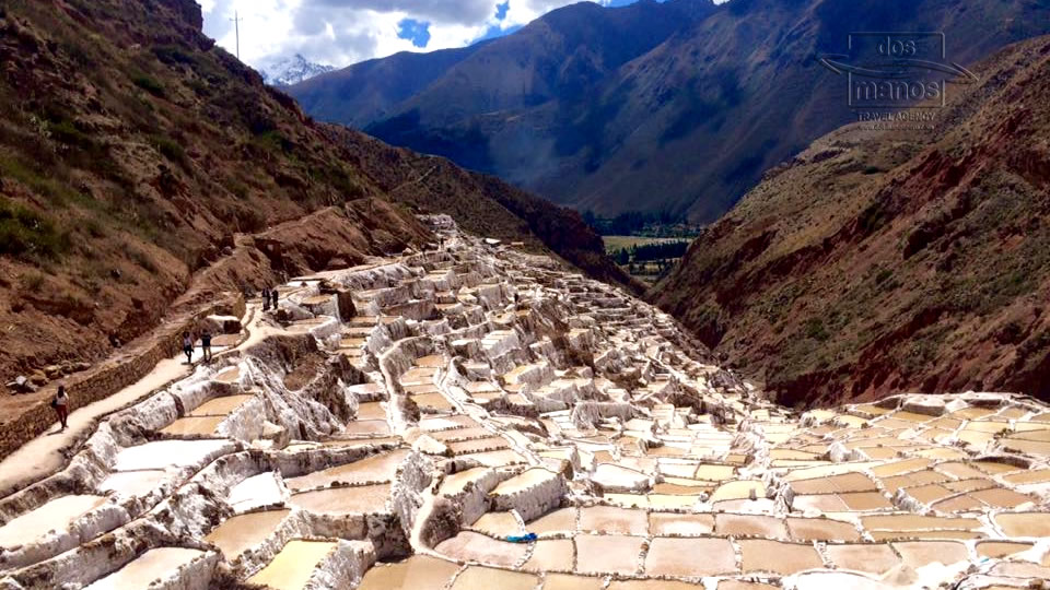 Maras Salt Mines Sacred Valley Peru