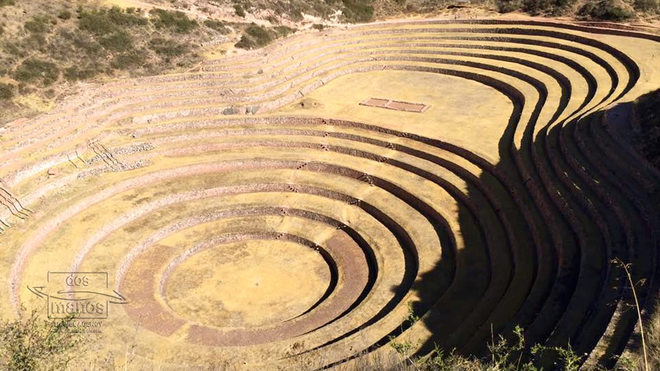 Circular Terraces of Moray, Sacred Valley