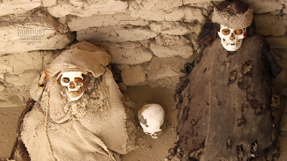 Tour to the Cemetery of Nazca