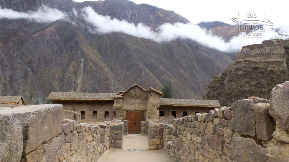 Local histórico de Ollantaytambo