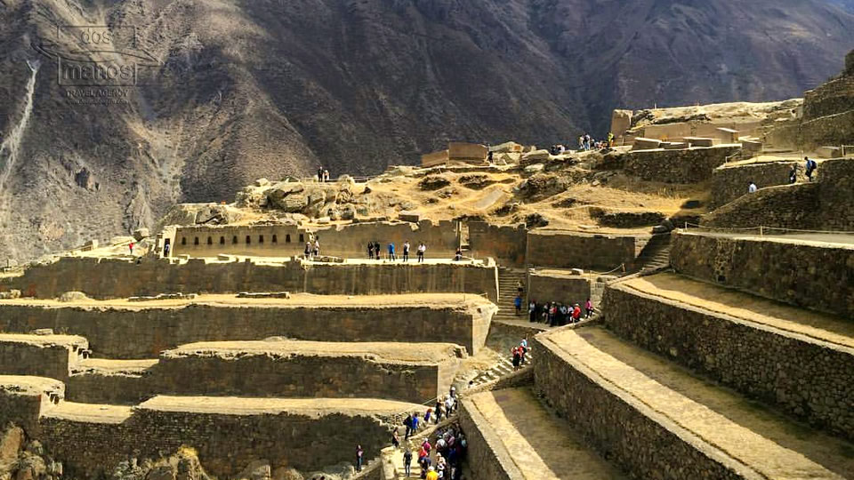 Ollantaytambo: as ruínas