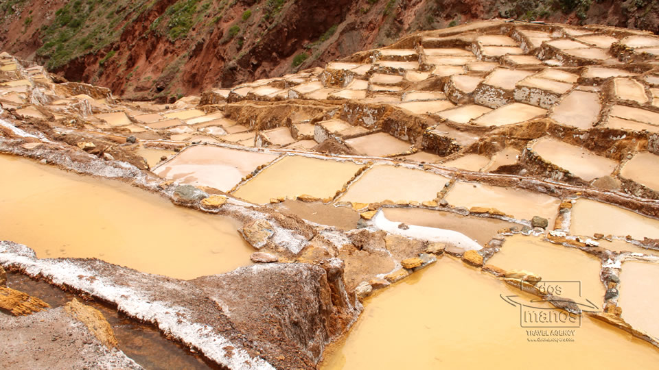 Salt Mines in the Sacred Valley, Cusco