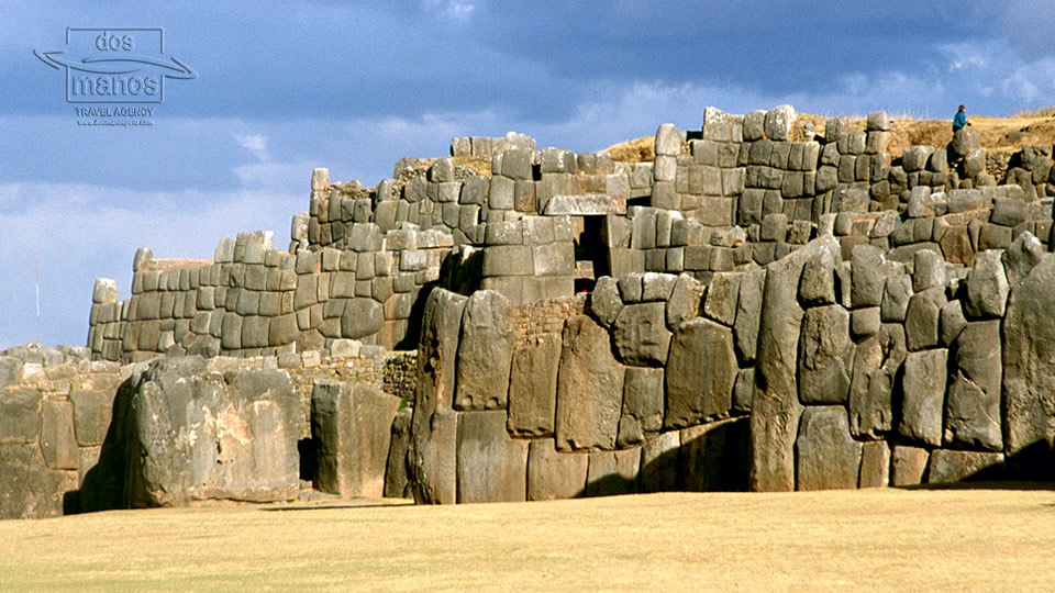 Sacsayhuaman above Cusco