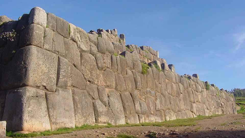 Sacsayhuaman The Fortess