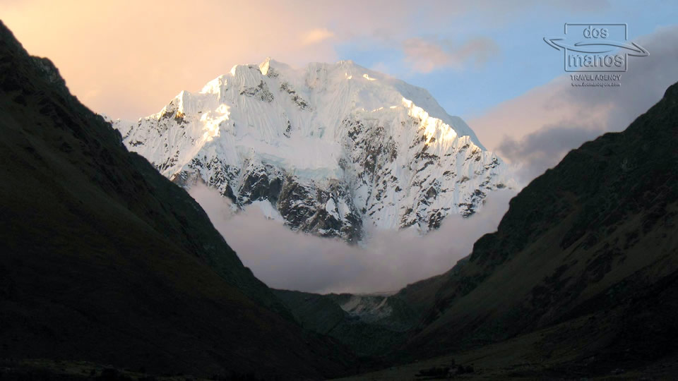 Salkantay Mountain in Peru