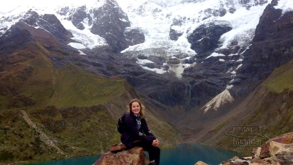 Traveler on the Salkantay Trek